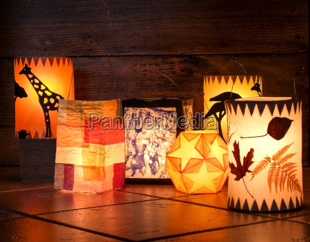 lanterne per san martino