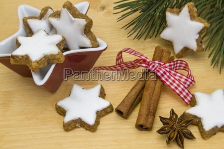 avvento rami biscotto biscotti spezie calorie