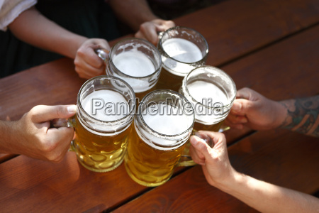 baviera birra birreria bavarese ubriaco