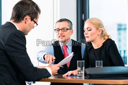 business intervista per lapplicazione