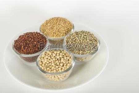 millets assortiti