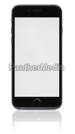 nuovo telefono con lo schermo in