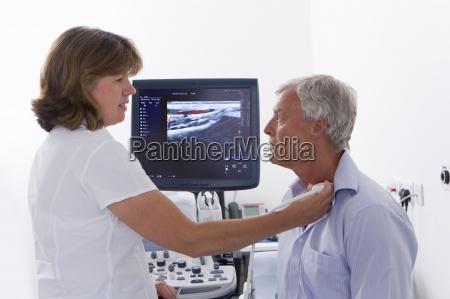 collo s tecnico con trattamento ad