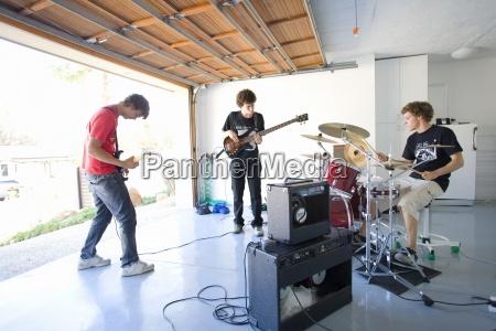 three teenage boys 16 18 in
