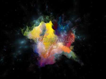 accordo esistere vivere composizione spazio universo