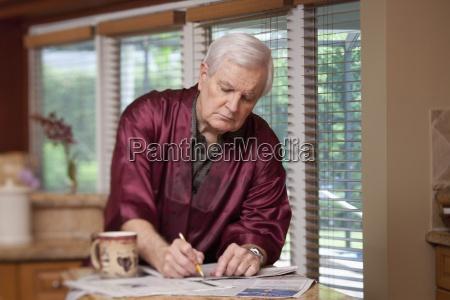 giornale tageblatt scrivere colore relax virile