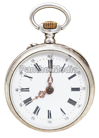 eight oclock on the dial of