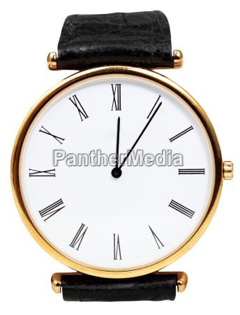 ore, 12, e, cinque, minuti, su - 13026416