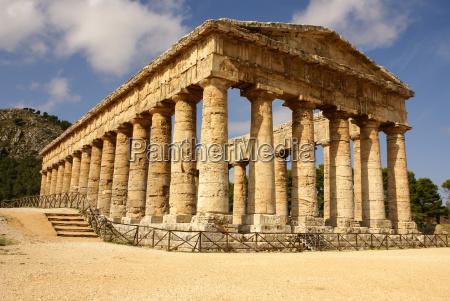 segesta sito archeologico dellantica grecia trapani