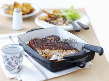 cibo interno serie cucina turchia saporito