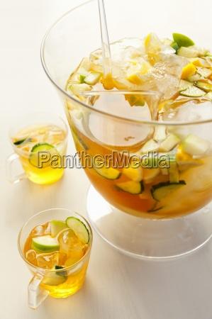 bicchiere interno bere frutta recipiente vaso