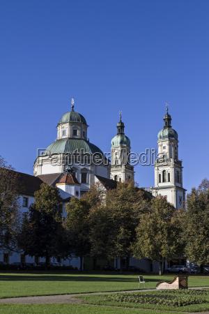 chiesa baviera basilica svevia collegiata