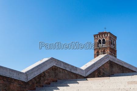 scala scale dettaglio ponte venezia stile