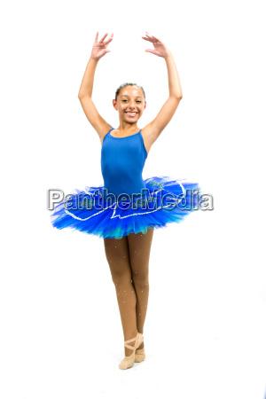 classico tulle danza corpo