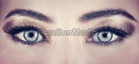bellissimi occhi trucco