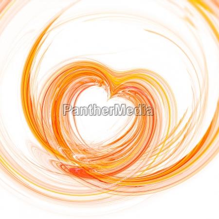 romantico san valentino grafico cuori zelo