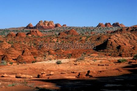 monumento deserto escursione gita stati uniti