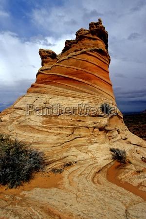 torre deserto escursione gita stati uniti