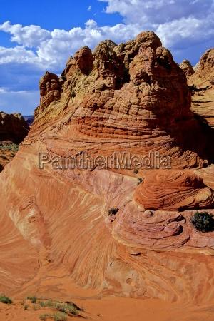 monumento deserto parco nazionale colorato escursione