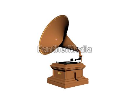 musica stereo giradischi ago gramofono piastra
