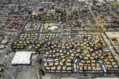 case parcheggio fotografia aerea terreno strada