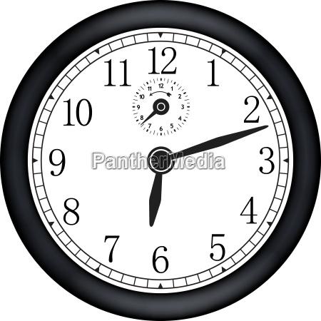 orologio illustrazione vettore