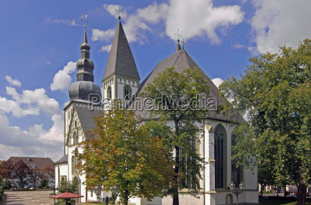 chiesa di santa maria a lippstadt