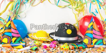 colorato allegro decorazione del partito