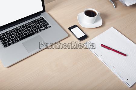 scrivania portatile telefono cellulare