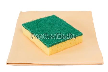 domestico spugna compito straccio cencio tessuto