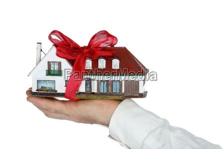 regalo della costruzione