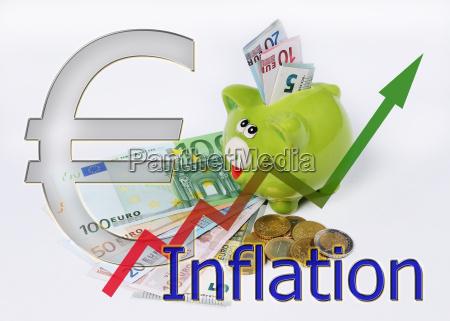 con successo di successo grafico euro