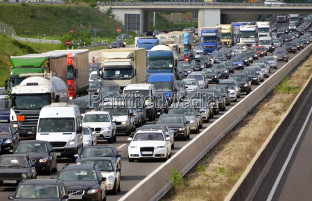 ingorgo autostradale
