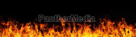 pericolo nero caldo fuoco incendio fiamma