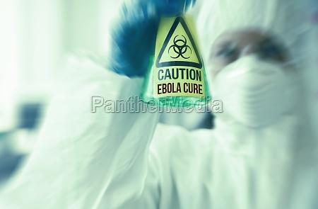 pericolo medico medicina scienza cautela virus