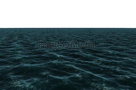 blu illustrazione pacifico tranquillo digitale calma
