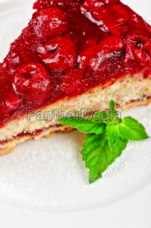 torta di ciliegia