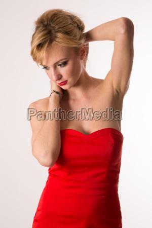 donna moda signora sexy croccante passione