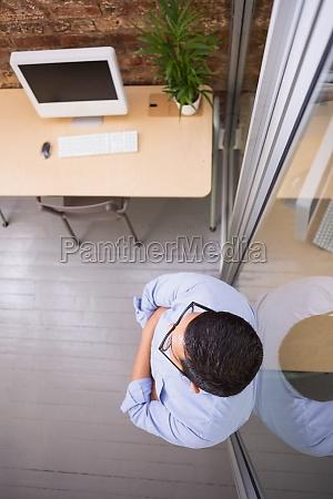 ufficio tastiera scrivania relax virile mascolino