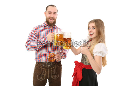 rilasciato opzionale baviera turista birra monaco