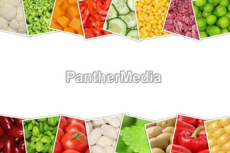 verdure come pomodori peperoni lattuga patate