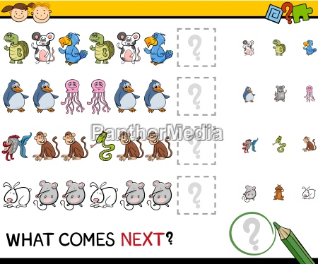 educazione illustrazione enigma modello fumetto prossimo