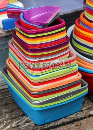 oggetti domestico borsa stock exchange plastica