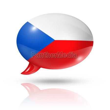 europa bandiera ceco cecoslovacchia