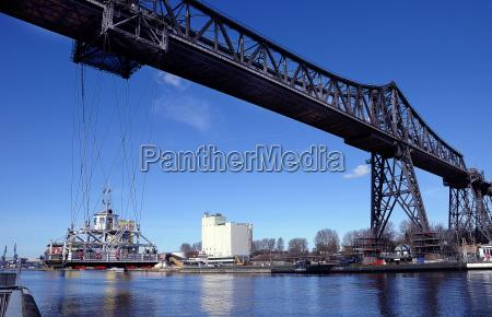 ponte canale traghetto