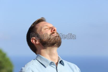 uomini uomo sogno sognare profondo calma
