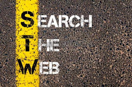 business acronym stw as search the