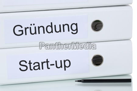 creazione di un business concetto di