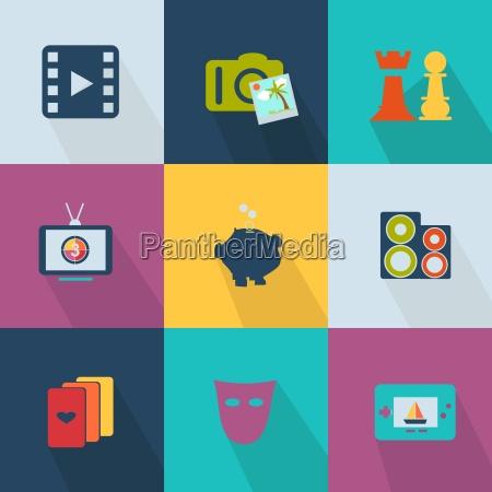 icona business stile web 20