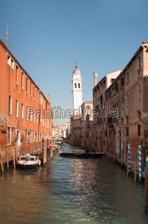 venezia europa canale gondola carnevale itinerante